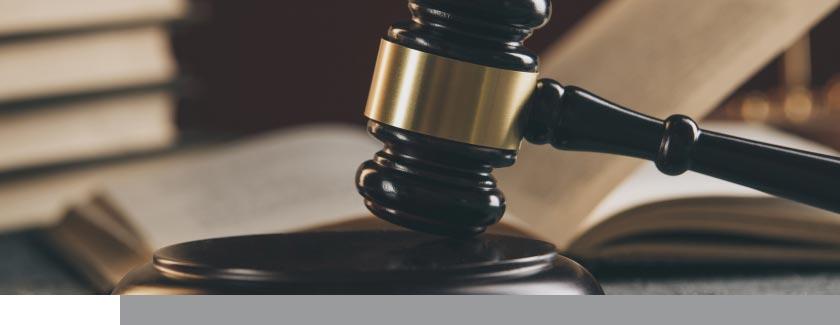 Litigation / Criminal Law banner - Falvey Kay Lawyers, Port Macquarie