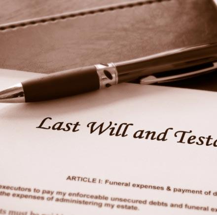 Wills & Estates - Falvey Kay Lawyers